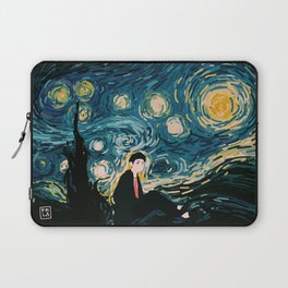 Taehyung Starry Night Laptop Sleeve