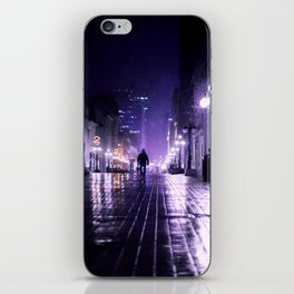 there is no more time iPhone Skin