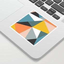 Modern Geometric 36 Sticker