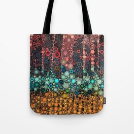 :: Michigan Morning :: Tote Bag