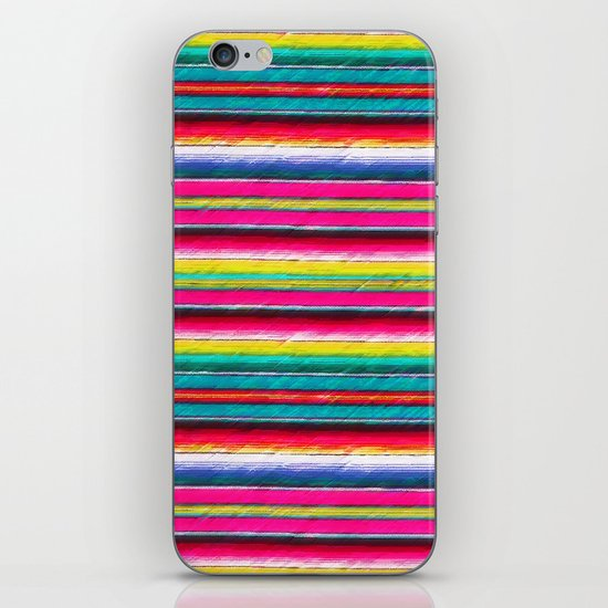 Serape II iPhone & iPod Skin