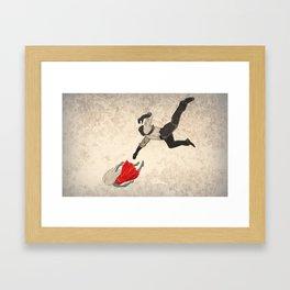 Let Her Go Framed Art Print