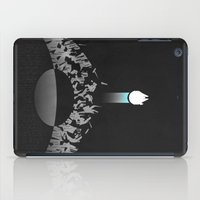 return iPad Cases featuring Return by Ed Burczyk