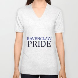 Ravenclaw Pride Unisex V-Neck