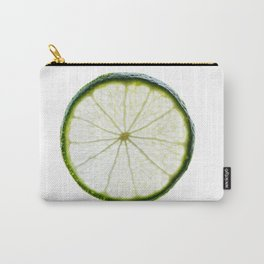 slice of lime Carry-All Pouch