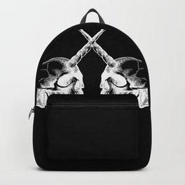 Unicorn Skulls 2 Backpack