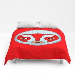 Viva la Menstruation! Comforters