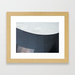 Urban Waves Framed Art Print