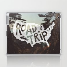 Road Trip USA Laptop & iPad Skin