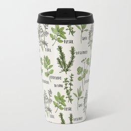 Herb and Seasoning Travel Mug