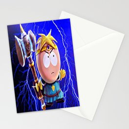 Thor Butters Stationery Cards