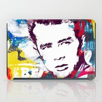 rebel iPad Cases featuring Rebel by Paky Gagliano
