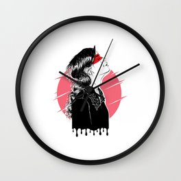 Dont Cry Wall Clock