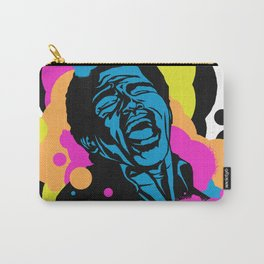 Soul Activism :: James Brown Carry-All Pouch