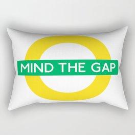 NCFC - Mind The Gap Design Rectangular Pillow
