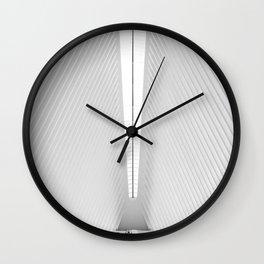 The Oculus  Wall Clock