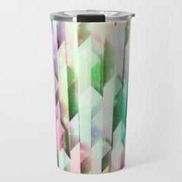 vivid quartz rising Travel Mug