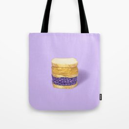 PB & Jelly Beans Tote Bag