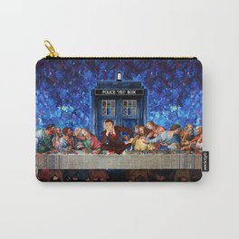 Tardis doctor who lost in the last supper iPhone 4 4s 5 5c 6, pillow case, mugs and tshirt Carry-All Pouch
