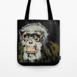 Billy Joe, the Chimpanzee (1969-2006) Tote Bag