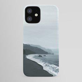 Moody Seas iPhone Case