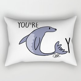 You're Sealy Rectangular Pillow
