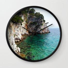 Skopelos Sea Wall Clock
