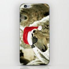 Tis The Season - Sheep iPhone & iPod Skin