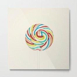 Sweet Rainbow Metal Print