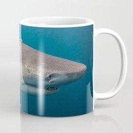 Lemon Shark Portrait Coffee Mug
