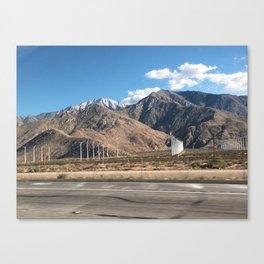 california 2 Canvas Print