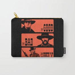 BTTF: The good, the bad and the ugly Carry-All Pouch