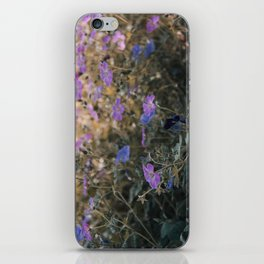 The Ordinary Wayside Flower iPhone Skin