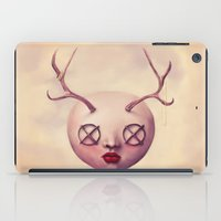 emoji iPad Cases featuring EMOJI 5 by Ryan Laing