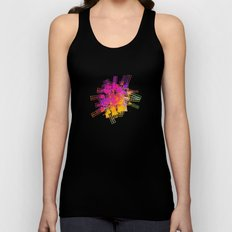..of my mind Unisex Tank Top