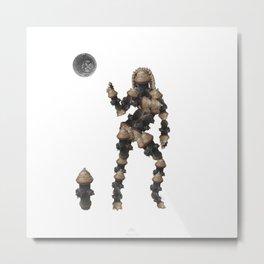 Sexy pump-2 Metal Print