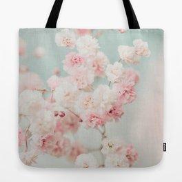 Gypsophila pink blush ll Tote Bag
