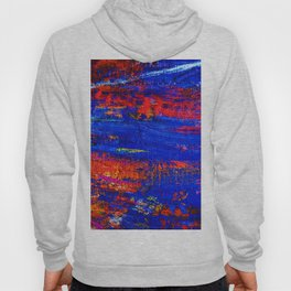 (N10) Abstract Epic Colored Moroccan Artwork. Hoody