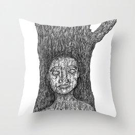 Kasia Tree Throw Pillow