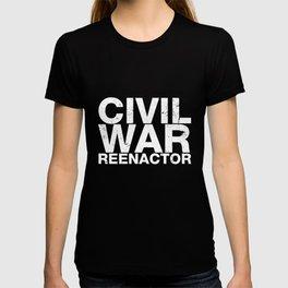 Civil War Collection Shirt Civil War Reenactor T-shirt