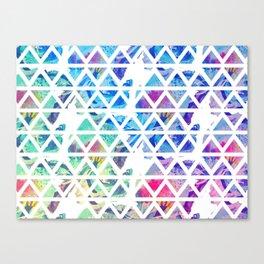 ROMBS Canvas Print