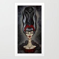 Strangely Sexy Art Print