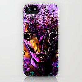 Split-Face iPhone Case