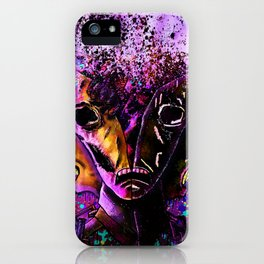 Split-Face iPhone Case