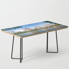 Bright Day in Austin Coffee Table