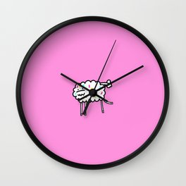 Moonsheep Wall Clock