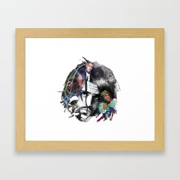 Cole the Great Framed Art Print