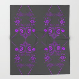 Elec-Tron A Throw Blanket