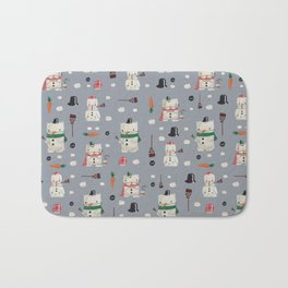 Snowanimals Bath Mat