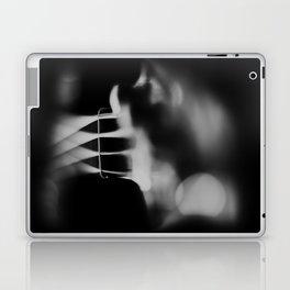 Free, freakin', funky foundation.... Laptop & iPad Skin